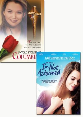 I'm Not Ashamed and Untold Stories of Columbine