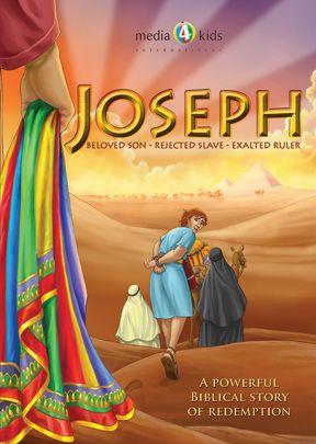 Joseph: Beloved Son, Rejected Slave, Exalted Ruler - .MP4 Digital Download