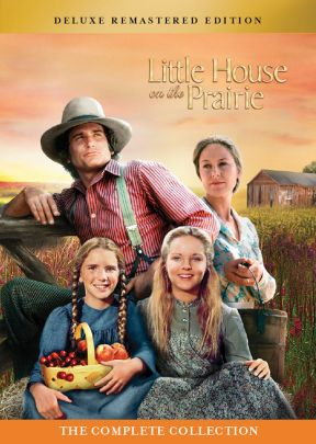 Little House On the Prairie: Complete Collection