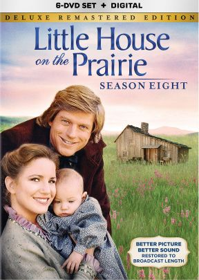 Little House On The Prairie:Season 8