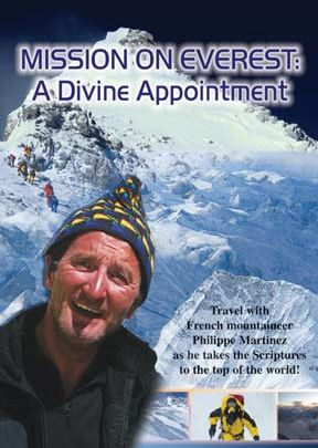 Mission On Everest: A Divine Appointment - .MP4 Digital Download