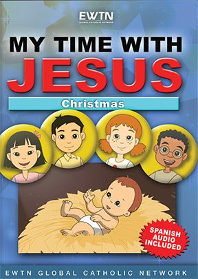 My Time With Jesus: Christmas