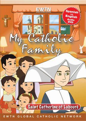 My Catholic Family: Saint Catherine Laboure
