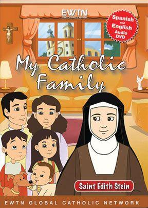 My Catholic Family: Saint Edith Stein