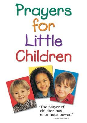 Prayers For Little Children - .MP4 Digital Download
