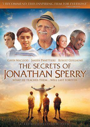 Secrets Of Jonathan Sperry