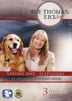 Sue Thomas: F. B. Eye Volume 1