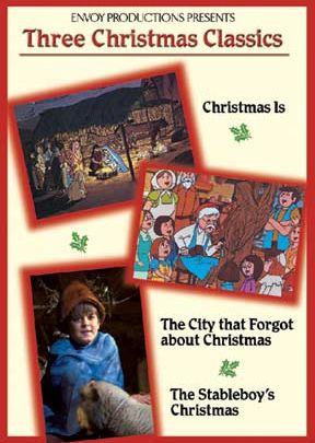 Three Christmas Classics - .MP4 Digital Download