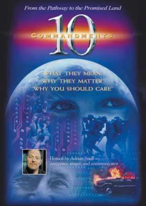 Ten Commandments - With Adrian Snell - .MP4 Digital Download