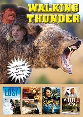 Walking Thunder - 5-Movie Pack