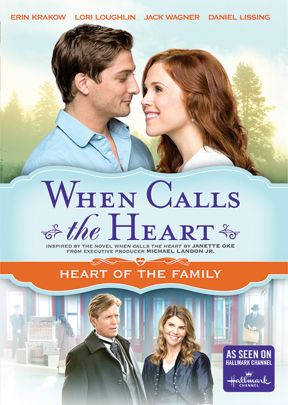 When calls the heart heart of the family dvd catholic for When will when calls the heart return